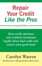 Book cover Repair Your Credit