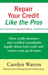 Book cover Repair Your Credit